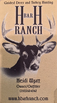 H Bar H Ranch